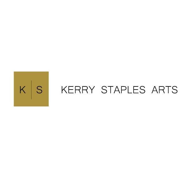 Kerry Staples Arts colour logo