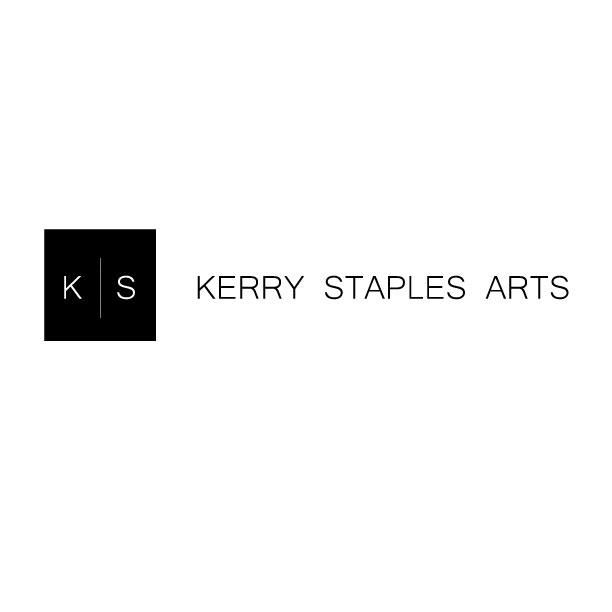 Kerry Staples Arts mono logo